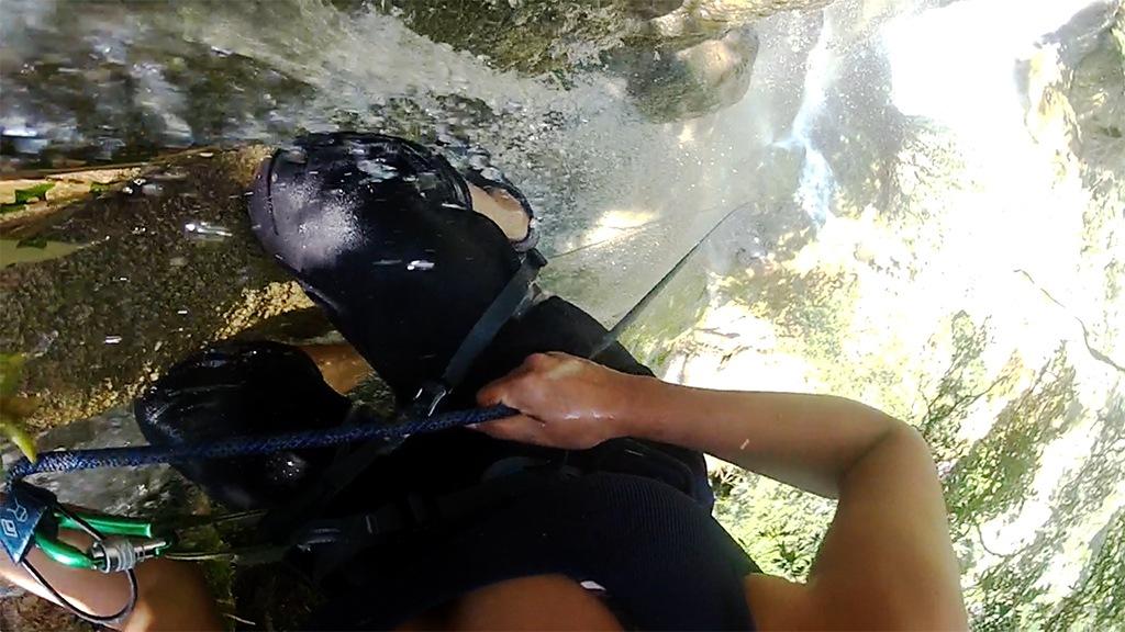 Cascadas-Granada-Rappel