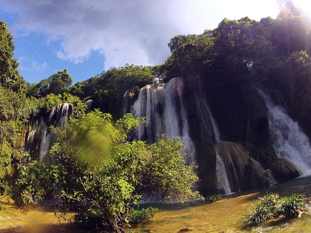 Cascadas-Granada
